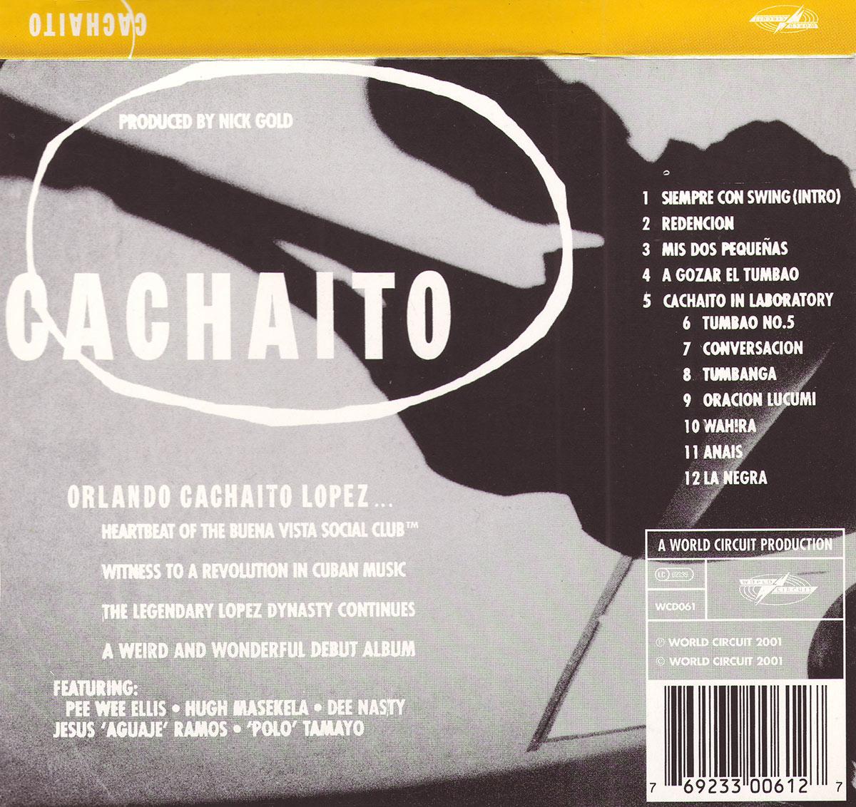 Cachaito